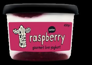 raspberry 450g yoghurt