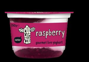 raspberry 150g yoghurt