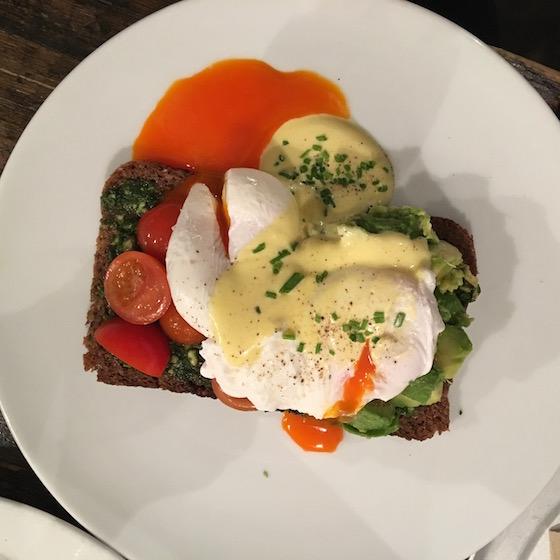 Good Life Eatery Eggs