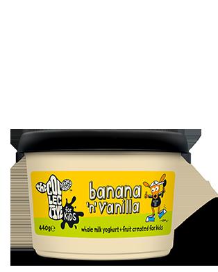 Banana 'n' Vanilla