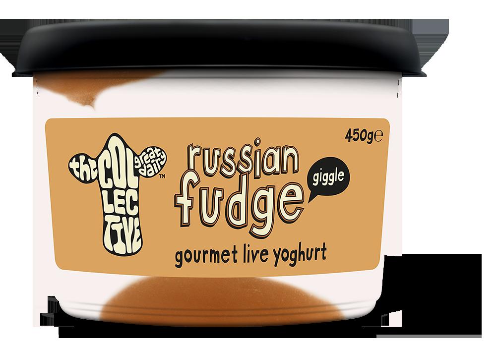 russian fudge 450g