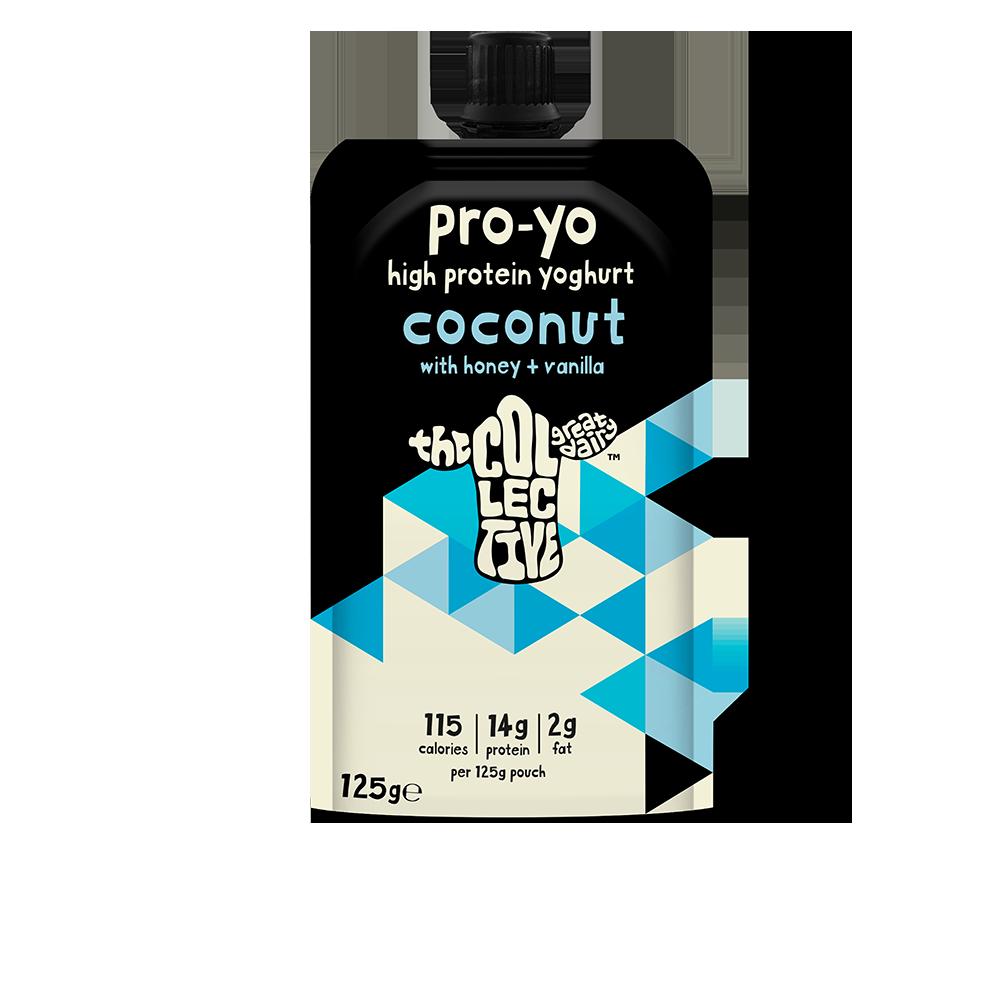 coconut pro-yo 125g