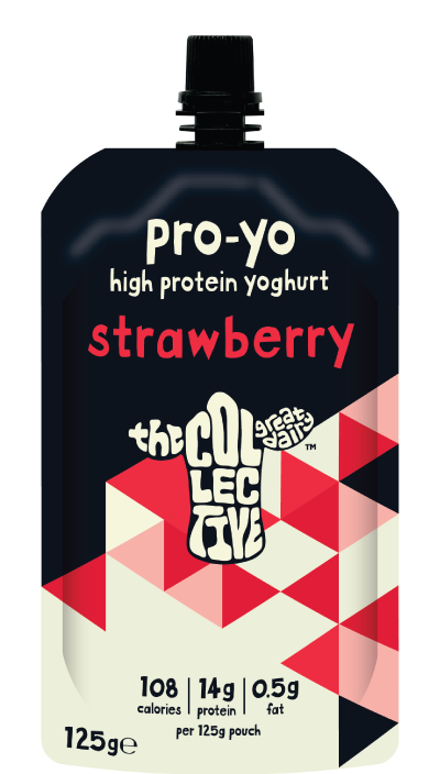Strawberry pro-yo