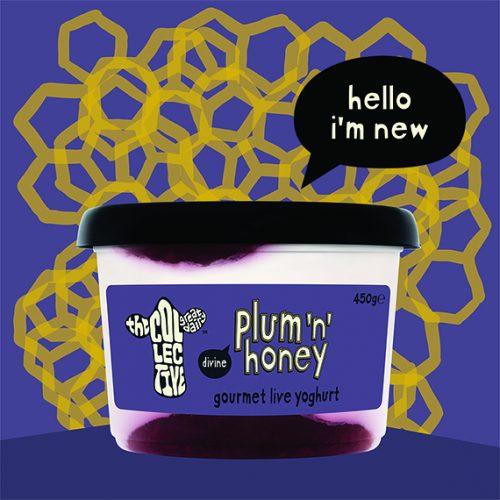 plum and honey
