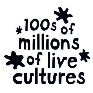 100s of millions live cultures - Kefir Kids