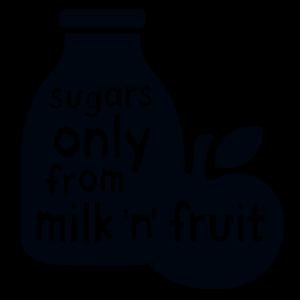 Sugars only milk n fruit - Kefir Kids